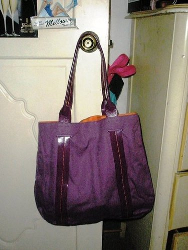 whaT's in Wicked-Purple Bag =)