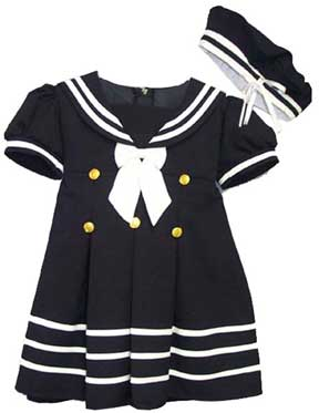 Boy and Girl Sailor suites, Love? or Hate?