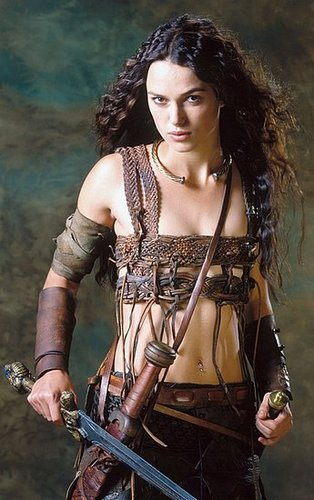Did You Like Keira In -King Arthur-?