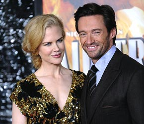 Hugh Jackman: My Wife Was Cool With Me Kissing Nicole Kidman