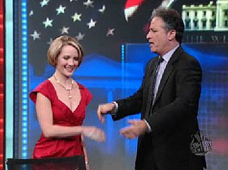 Dana Perino Talks Legacy and Pranks With Jon Stewart