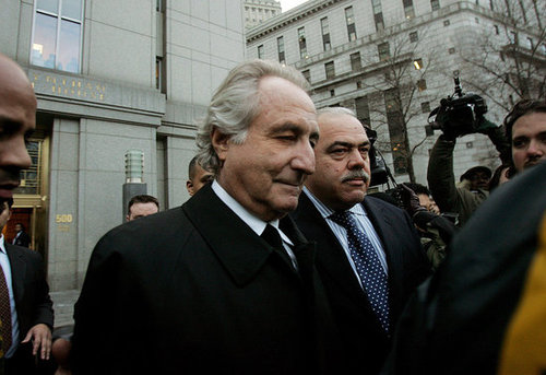 Briefing Book! Bernard Madoff Skips Past Jail