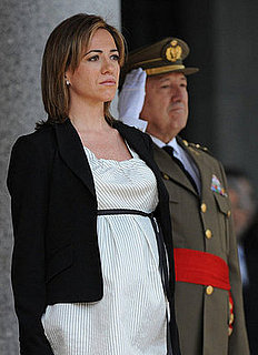 Is Pregnant Woman as Defense Minister a Coup for Women?