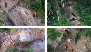 Uncontacted Human Tribe Sighted in Amazon