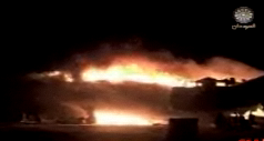 Plane Bursts Into Flames in Sudan; 200 Aboard