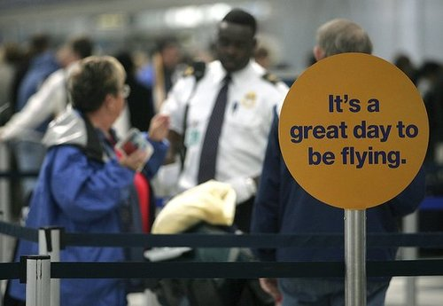 TSA Puts ID-less Travelers on Terrorist Watch List?