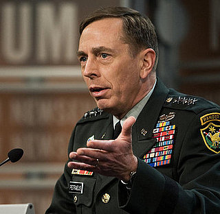 General Petraeus: Iraq Doesn't Lend Itself to Victory Slogan