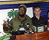 Pictures of Matt Damon and Wyclef Jean Helping Hurricane Victims in Haiti