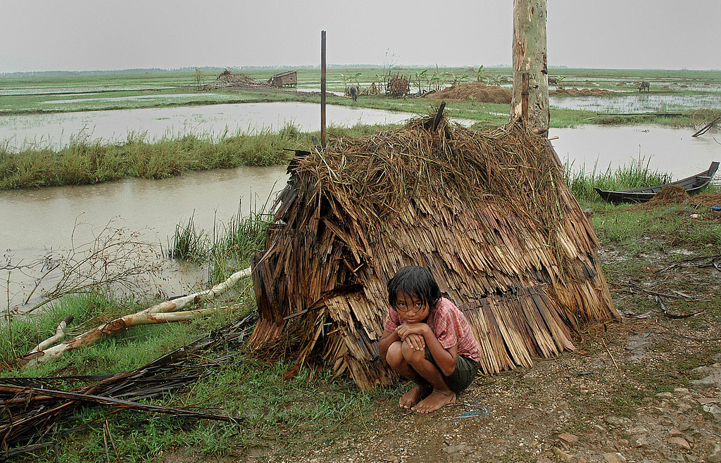 Myanmar Cyclone Victims