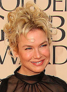 Renée Zellweger at the 2009 Golden Globe Awards