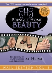 Review of Bring it Home Beauty Nails DVD