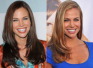Brooke Burns Hair Color