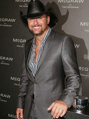 "Tim McGraw Explains His ""Sensual"" New Cologne"