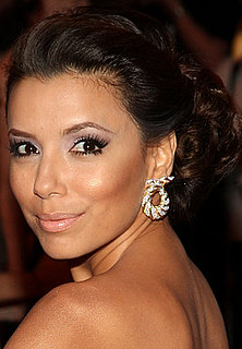 Eva Longoria at the Costume Institute Gala