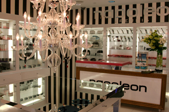 Tour of Beauty: Napoleon Perdis Makeup Academy