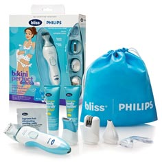 Bliss Philips Bikini Perfect review