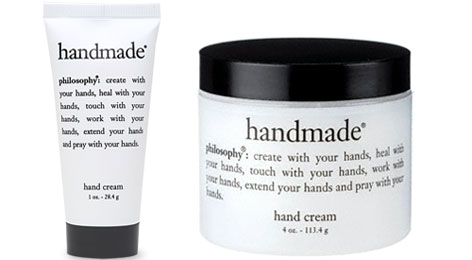 Philosophy Handmade Lemon Custard Hand Cream