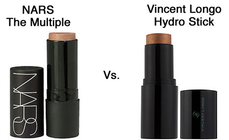 Vincent Longo and Nars Bronzing Sticks