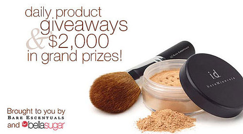 Write Beauty Product Reviews and Win Bare Escentuals Prizes!
