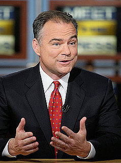 Tim Kaine's Wacky Eyebrows