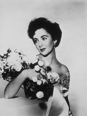 Elizabeth Taylor Throughout Her Life: