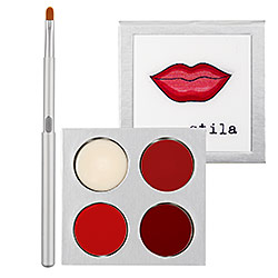 Thursday Giveaway! Stila Paint Your Pout Red — The Talking Palette