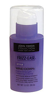 Review of John Frieda Frizz-Ease Wind Down Relaxing Creme