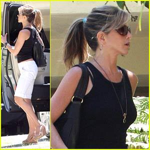 Jennifer Aniston Dumped By John Mayer?