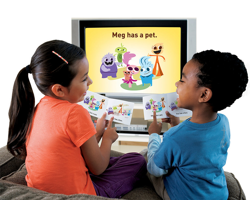 Sing-Along Read-Along Karaoke Set ($25)