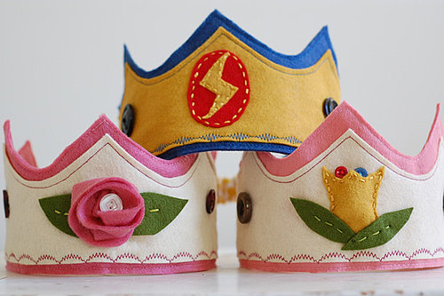 Crowns for Princes and Princesses