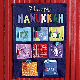 Counting Hanukkah's Nights