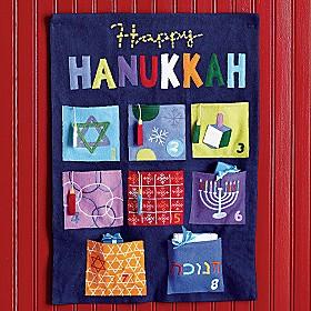 Counting Hanukkah's Nights