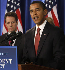 Obama Economic Speech: Warns Of Dire Consequences Without Stimulus