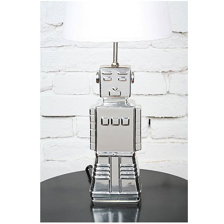 Light Your Life With a Robot Lamp