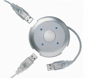 Multiplug USB Helps Keep Cords All Wrapped Up