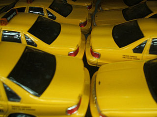 New York Taxis Won't Go Green Under City's Watch