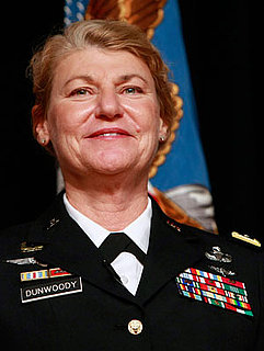 First Female Four-Star General For US