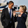 Clinton Met With Obama About His Administration