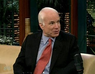 John McCain Talks About Sarah Palin on The Tonight Show With Jay Leno 11/11/08