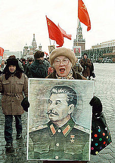 Stalin Voted Third Most Popular Russian in History
