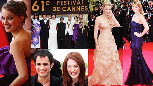 "61st Cannes Film Festival Begins With Julianne Moore's ""Blindness"", Natalie Portman Talks About The US Presidential Race"