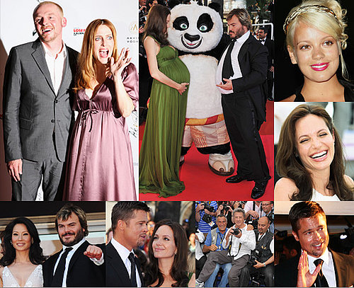 Extensive Gallery From Cannes 2008 Day 2, Featuring Kung Fu Panda Premiere and How To Lose Friends And Alienate People party.