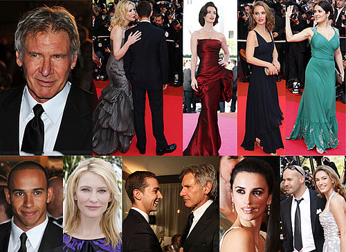Extensive Gallery From The Indiana Jones Cannes Premiere And The Weekend's Film Events