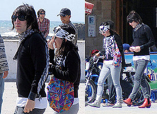 Birthday Boy Noel Fielding Holidays in Morocco