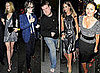 Elle MacPherson, Gwyneth Paltrow, Bruce Forsyth, Stella McCartney, Lou Reed, Jarvis Cocker At Ronnie Scotts For Karaoke