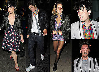 Photos From Nick Grimshaw's Birthday Party Including Dale Howard, Kelly Osbourne, Alice Dellal, Luke Worrell and more...