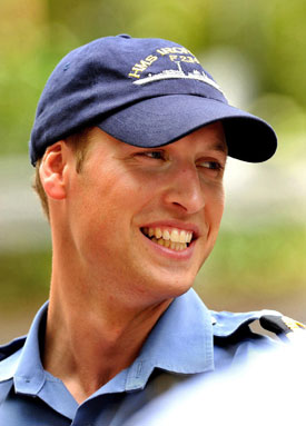 Sugar Bits — Prince William To Join RAF, So No Wedding Yet