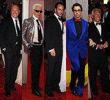 Met Costume Institute Gala: Male Designers