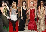 2008 National Television Awards, Red Carpet, Celebrity Style, Best Dressed