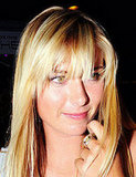 get the fringe to suit your face shape like Maria Sharapova at Wimbledon